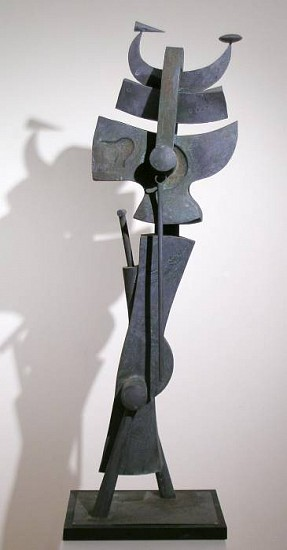 Harold Balazs, Strutting Object 2005, copper
