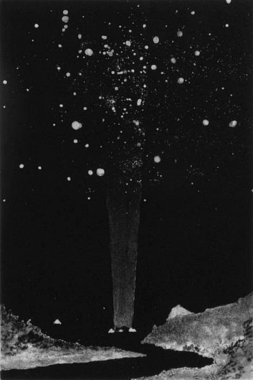 Frank Boyden, Gifts of the Sky 3 aquatint/drypoint/spitbite/mezzotint