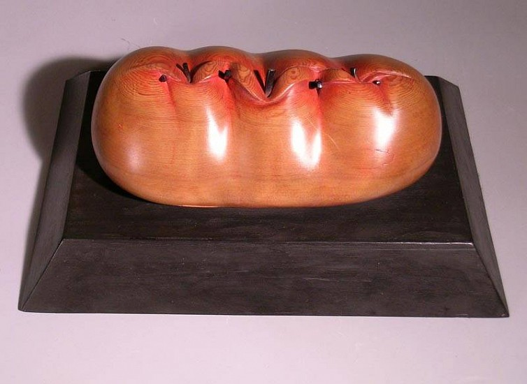 Morse Clary, Healing Form 2000, wood