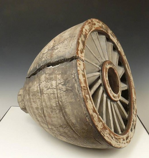 Peter Johnson, Turbine 3 2010, earthenware