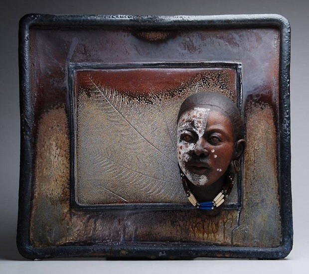 Steve Sauer, Faces of the World Series I 2010, wood fired