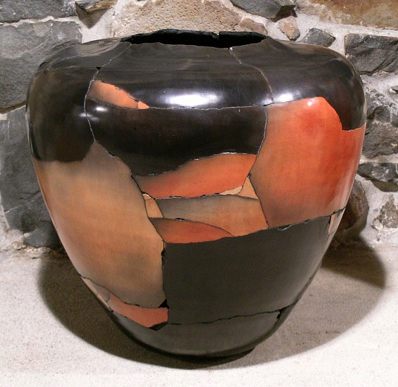 Richard Bohn, Hommage A' Kuo Hsi 2005, clay