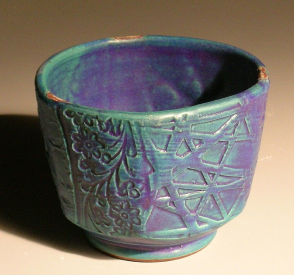 Terry Gieber, Tea Bowl V 2004, stoneware