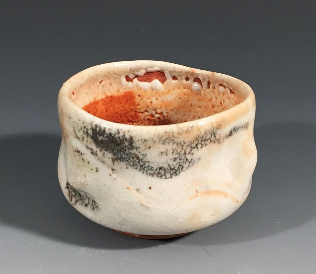 Chris Kelsey, Altered Bowl 2016, ceramic