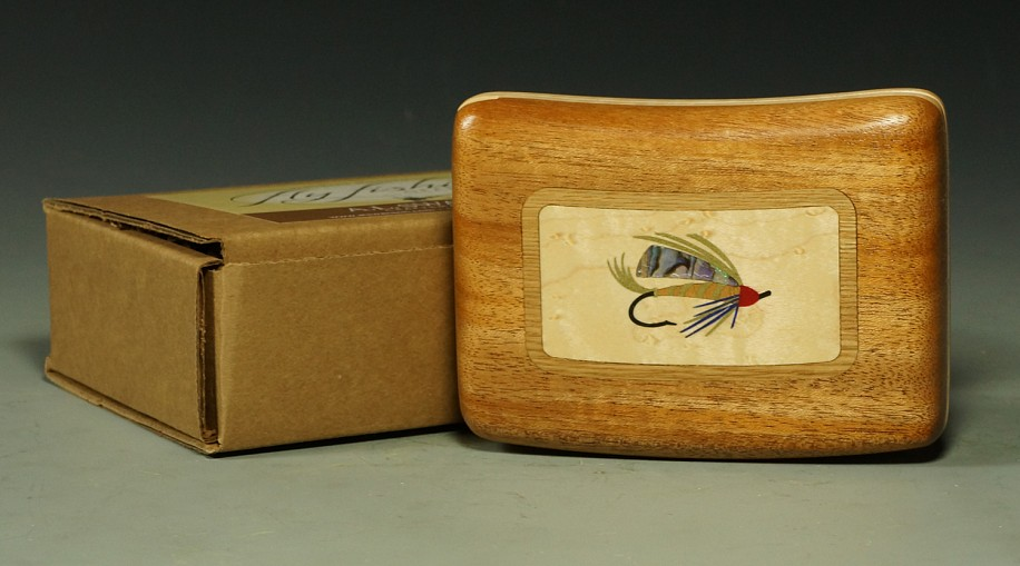 A.L. Swanson, Fly Box - Cherry