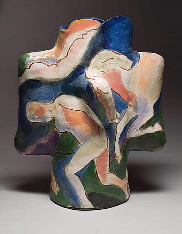 Rudy Autio, Showtime 1984, ceramic